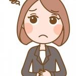 お腹にガスがたまると痛い!それなら呑気症という病気かも?