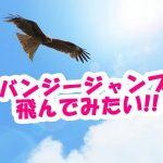 バンジージャンプを日本で!おすすめを経験者54人に聴いてみた